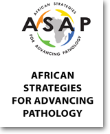 African Strategies for Advancing Pathology Logo